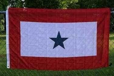 Blue Star Family Flag