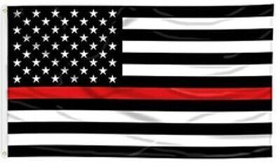American Red Lives Matter Flag v1