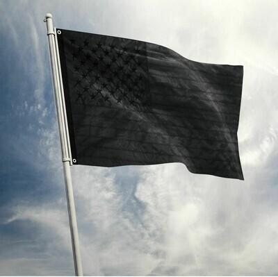 America In Distress / No Quarter Flag