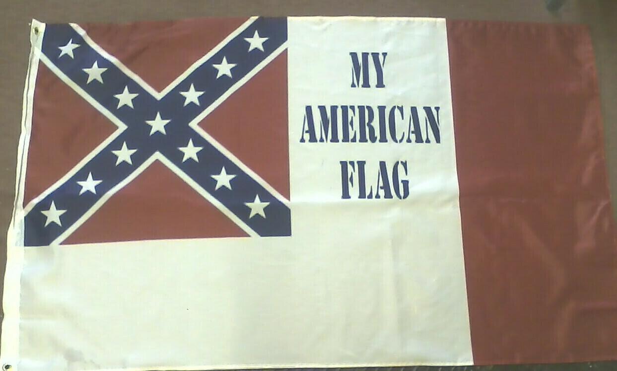 3rd National Flag - My American Flag
