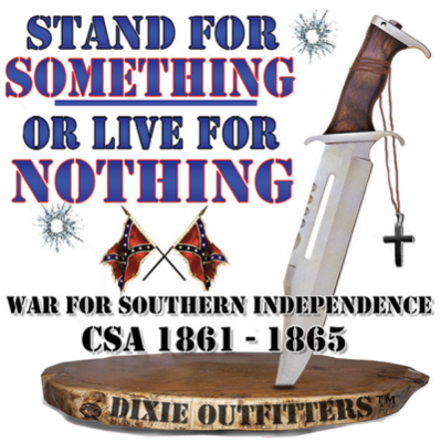 Stand For Something Sticker by Dixie Outfitters®
