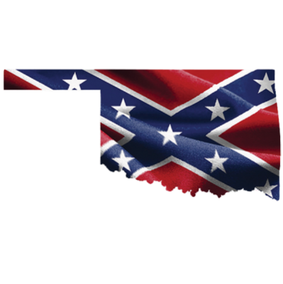 Confederate Maryland Sticker by Dixie Outfitters®