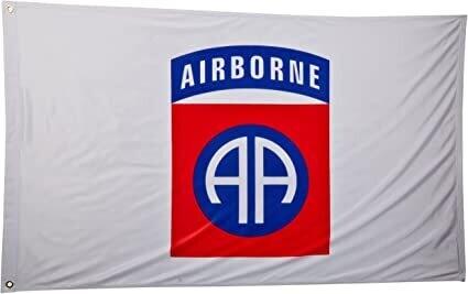 82nd Airborne Brigade Flag