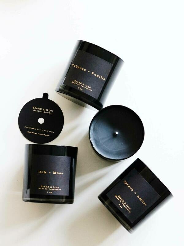 Dark Series Candle