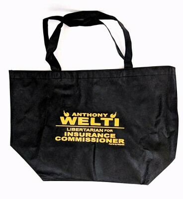 Anthony Welti Campaign Tote