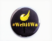 Anthony Welti Campaign Button (Original)