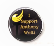 I Support Anthony Button