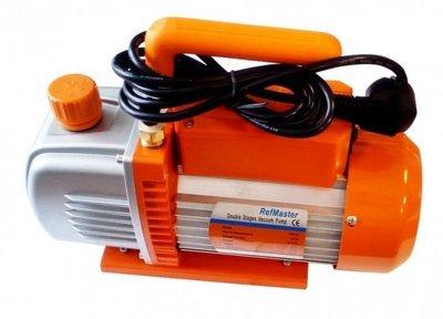 Вакуумный насос двухступенчатый поршневой RefMaster 2C (120 л/м)