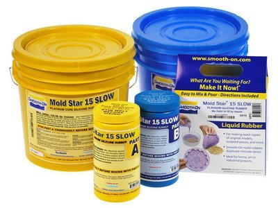 Mold Star 15 Slow (8,16 кг)