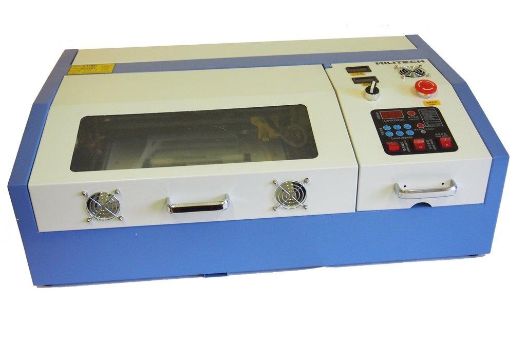 Лазерный станок Militech M203 mini + дополнительный излучатель Tongli