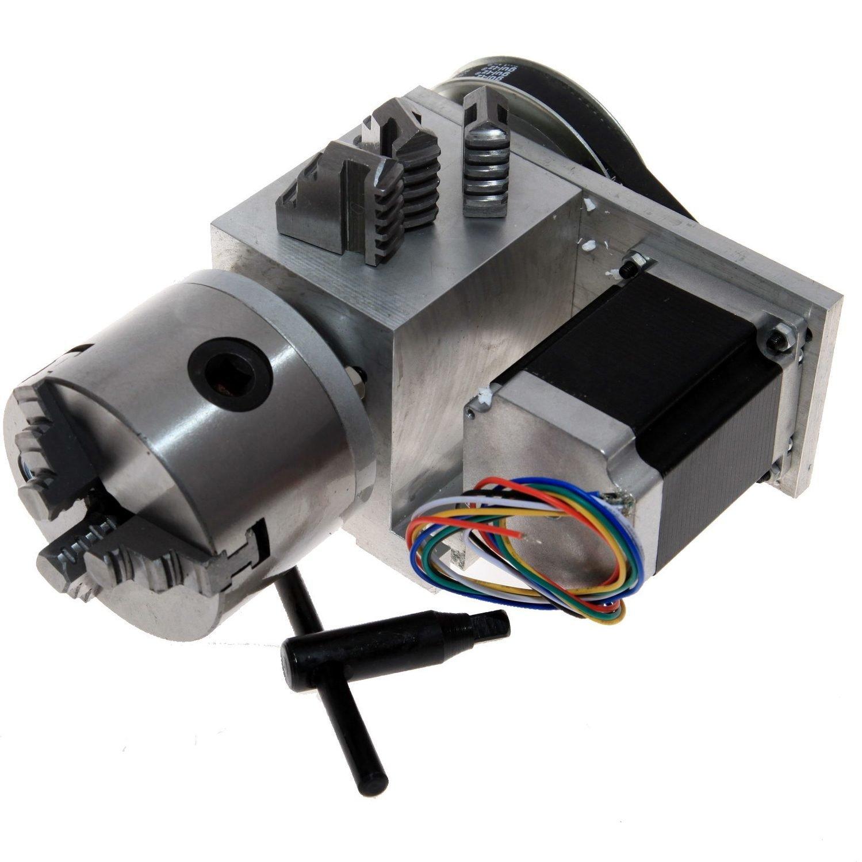 Поворотное устройство для фрезерного станка K9 (+ задняя бабка)