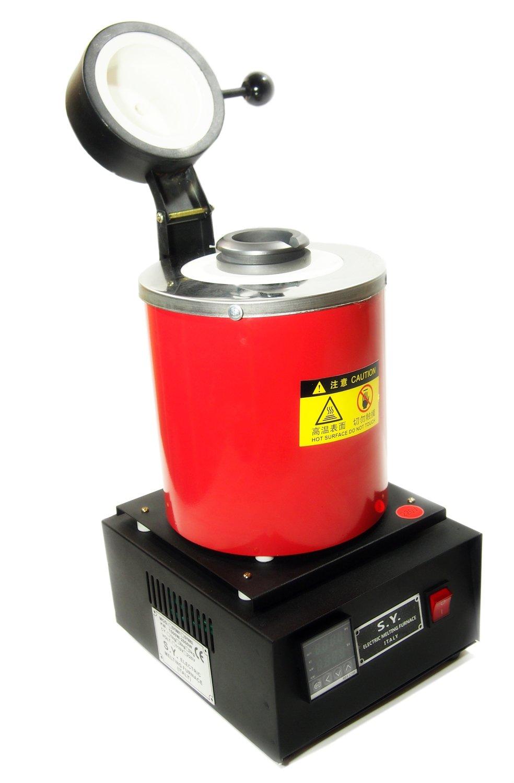 Плавильная печь для метала MF2 1100°C