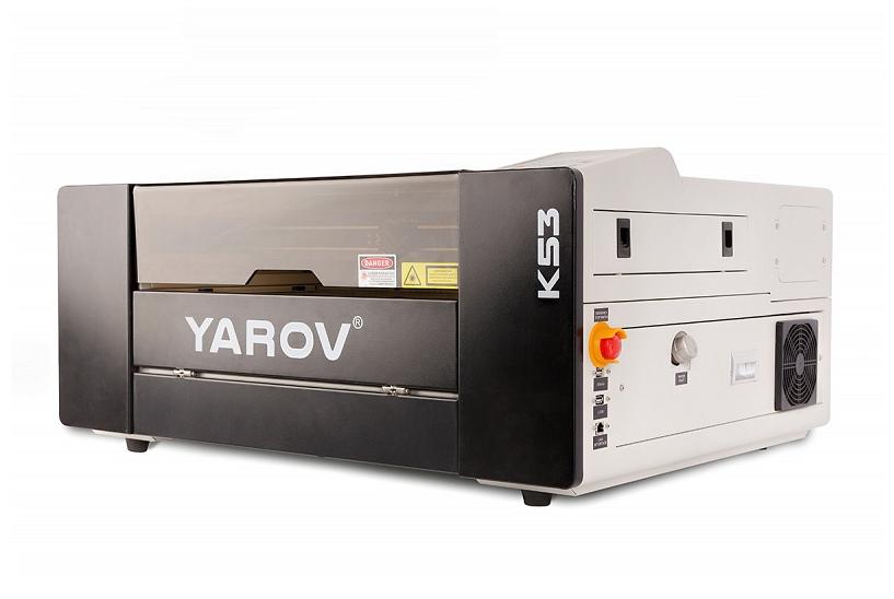 Лазерный гравировальный станок YAROV 7040