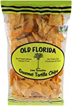Chips Tortilla Lime Old Florida 12oz. LOCAL