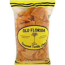 Chips Tortilla Original Old Florida 12oz. LOCAL