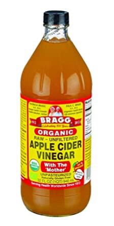 Vinegar Apple Cider Braggs 32 Oz. ORGANIC