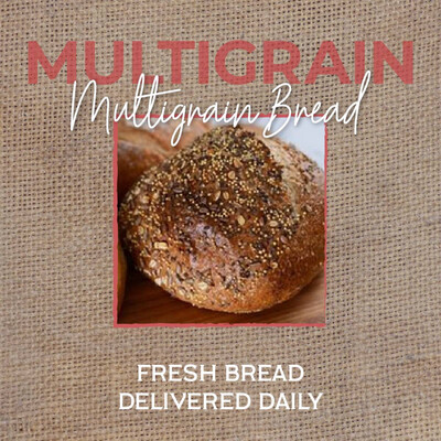 Bread Multigrain Round LOCAL