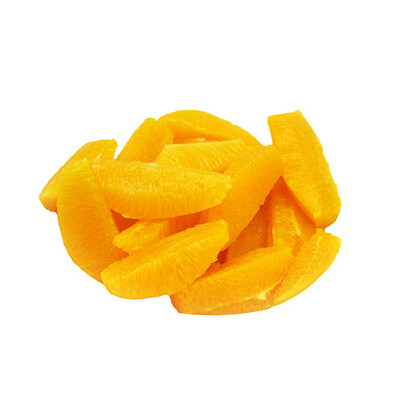 Citrus Sections Oranges