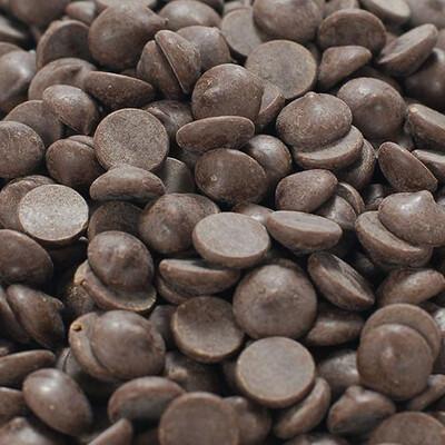 Chocolate Callets/Chips 53% Dark 8oz.