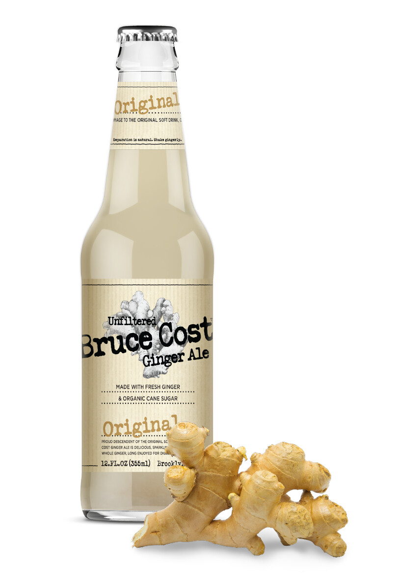 Ginger Ale Bruce Cost