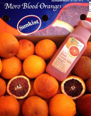 Juice Blood Orange Kennesaw Quart LOCAL