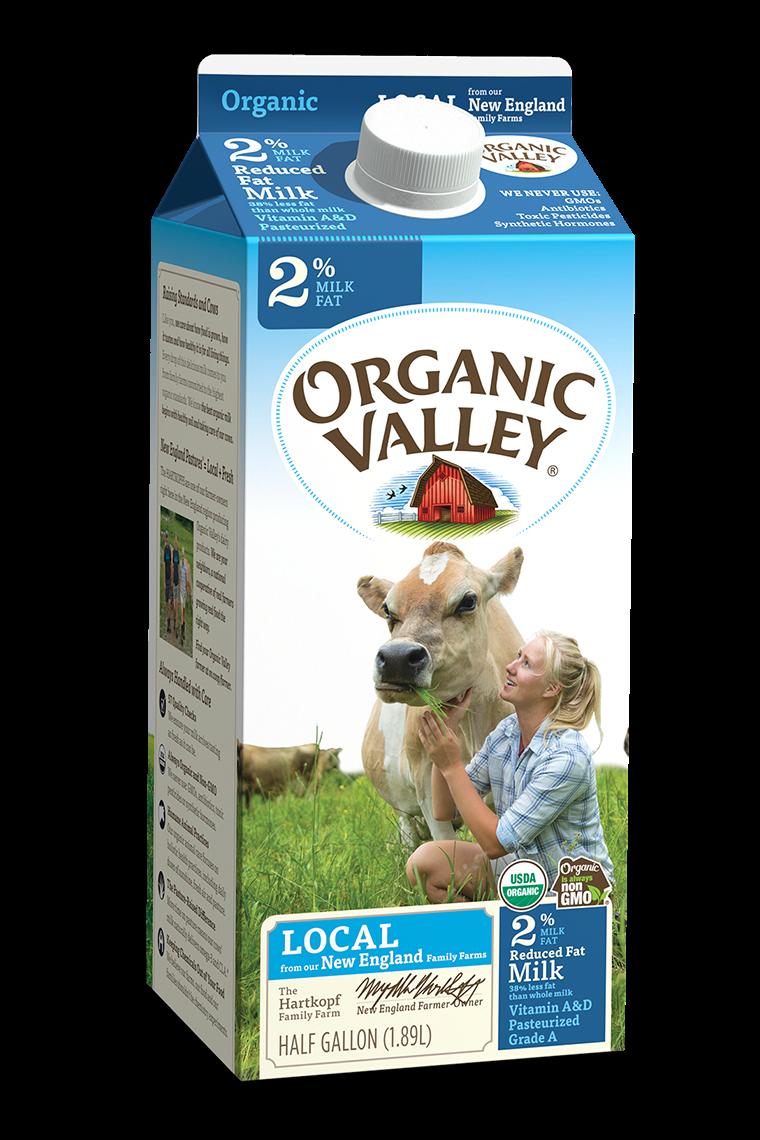 Milk Cow 2% ORGANIC