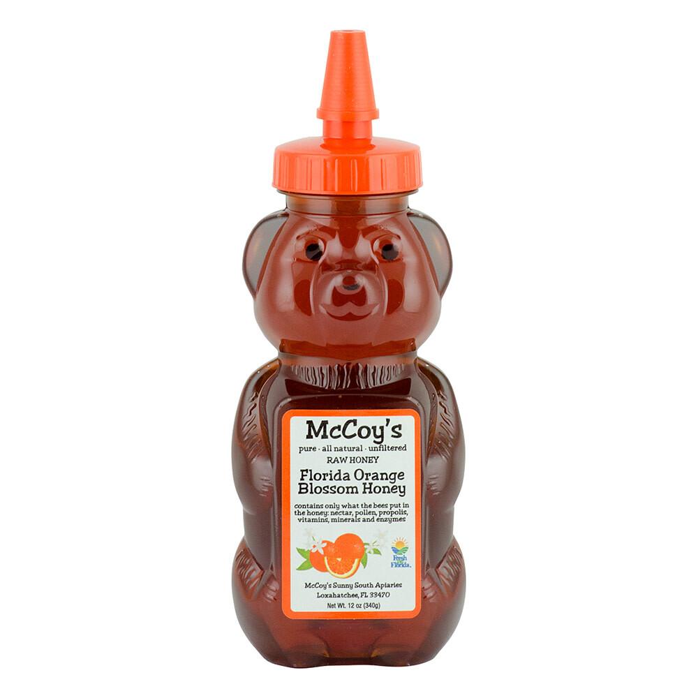Honey Bear McCoy's Orange Blossom LOCAL
