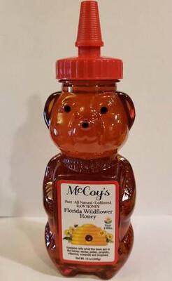 Honey Bear McCoy's Wildflower LOCAL