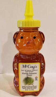 Honey Bear McCoy's Palmetto LOCAL