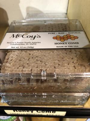 Honey McCoy's Honey Comb LOCAL
