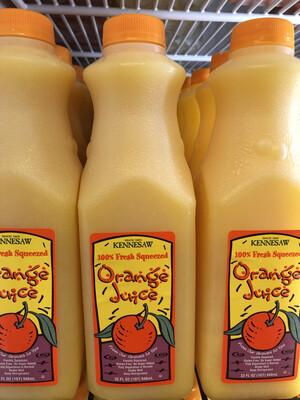 Juice Orange Kennesaw Quart LOCAL