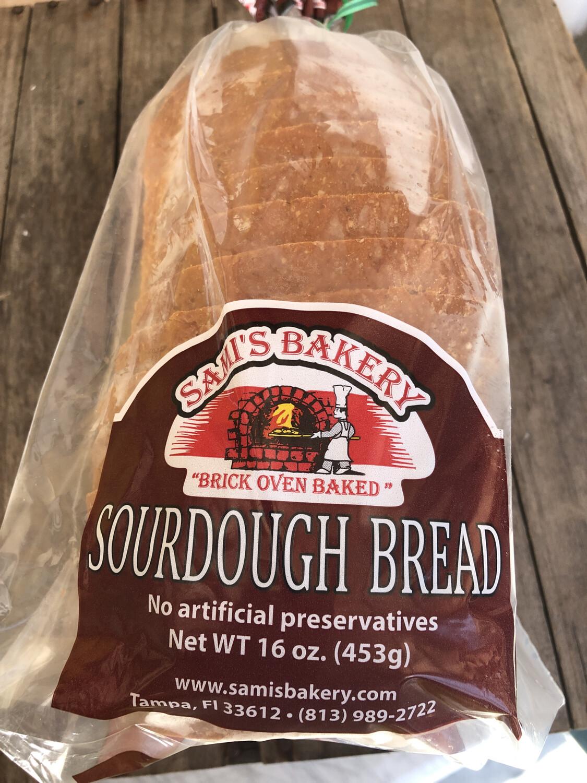 Samis Bread Millet Sourdough