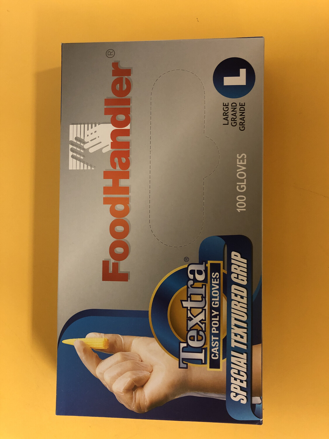 Gloves Poly Large 100ct