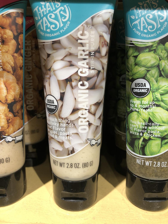 Herb Puree Garlic