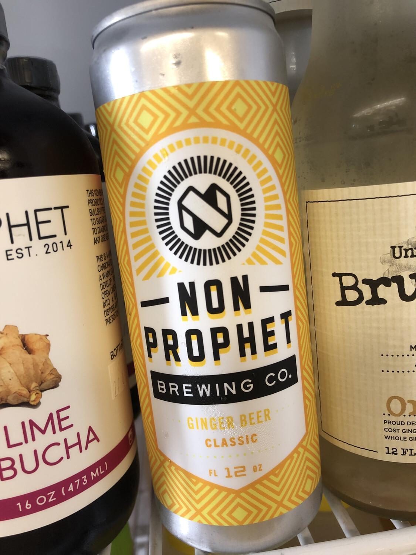 Ginger Beer Non Prophet LOCAL