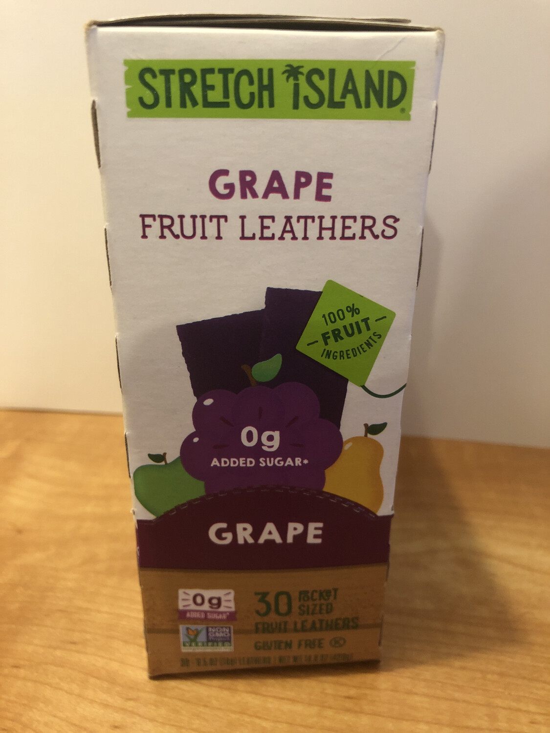 Fruit Leathers Grape