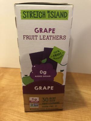 Fruit Leathers Grape