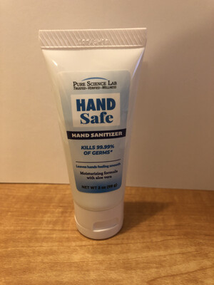 Sanitizer Hand Pure Science Lab 2 oz.