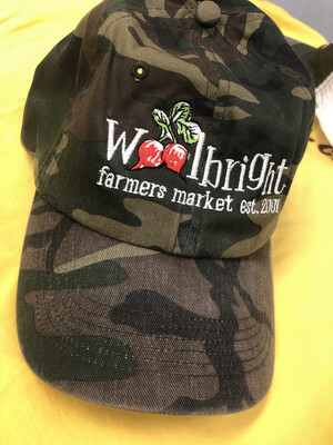 Hat Woolbright Farmers Market Camo