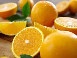 Orange Valencia 38lb. Case ORGANIC