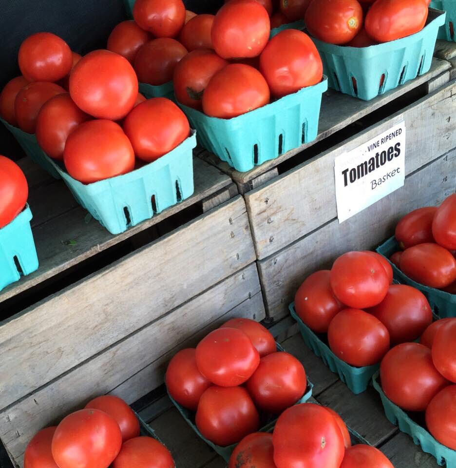 Tomato Basket 2.5lb.+ LOCAL