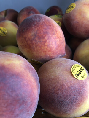 Peaches CA ORGANIC