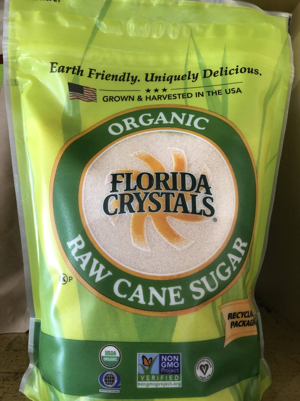 Sugar LOCAL ORGANIC