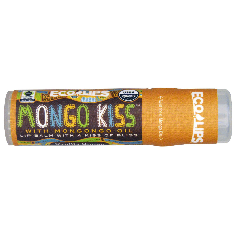 Lip Balm Blood Orange Mongo Kiss ORGANIC