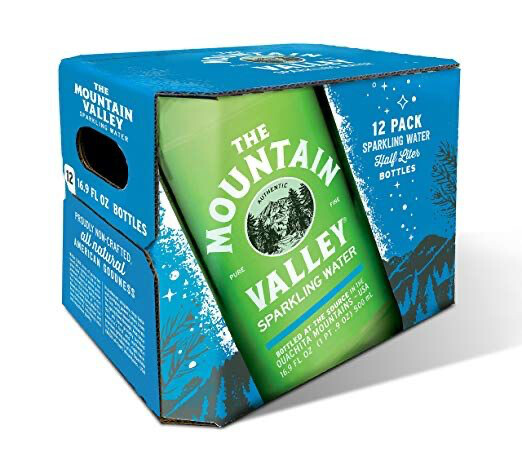 Water Mountain Valley 12/Case