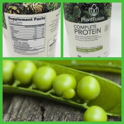 Protein Powder Plant Fusion