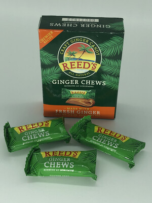 Ginger Chews Candy Reed's