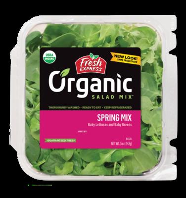 Lettuce Spring Mix ORGANIC