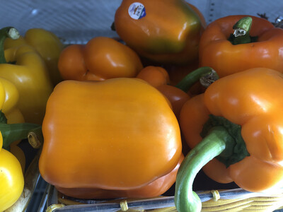 Pepper Orange /lb. ORGANIC