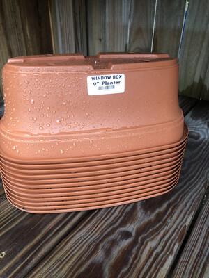 Pot Plastic Window Box 9